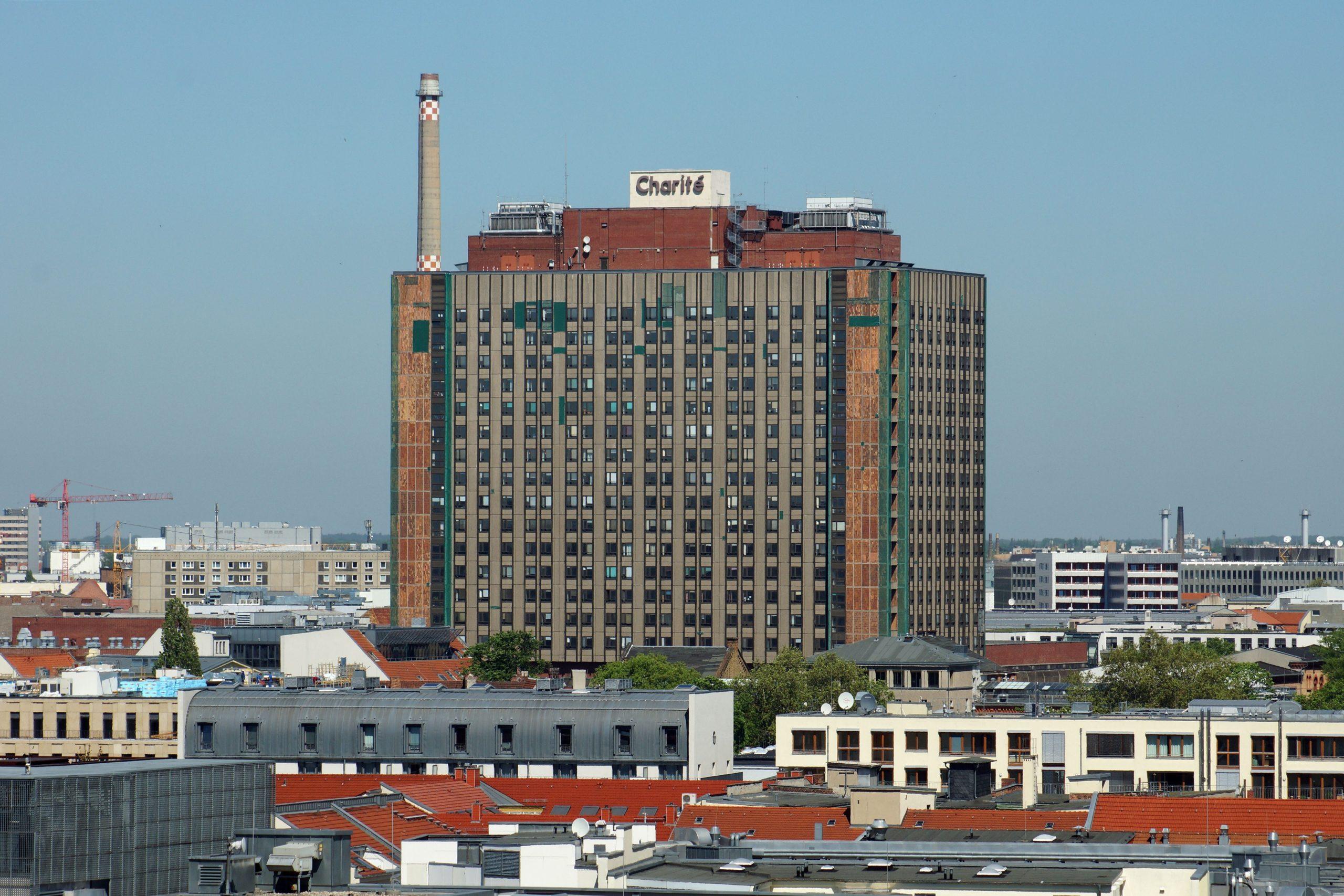 Projektreferenz Charité Berlin | WALLUSZEK GmbH