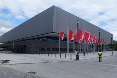 Messehalle CityCube Berlin