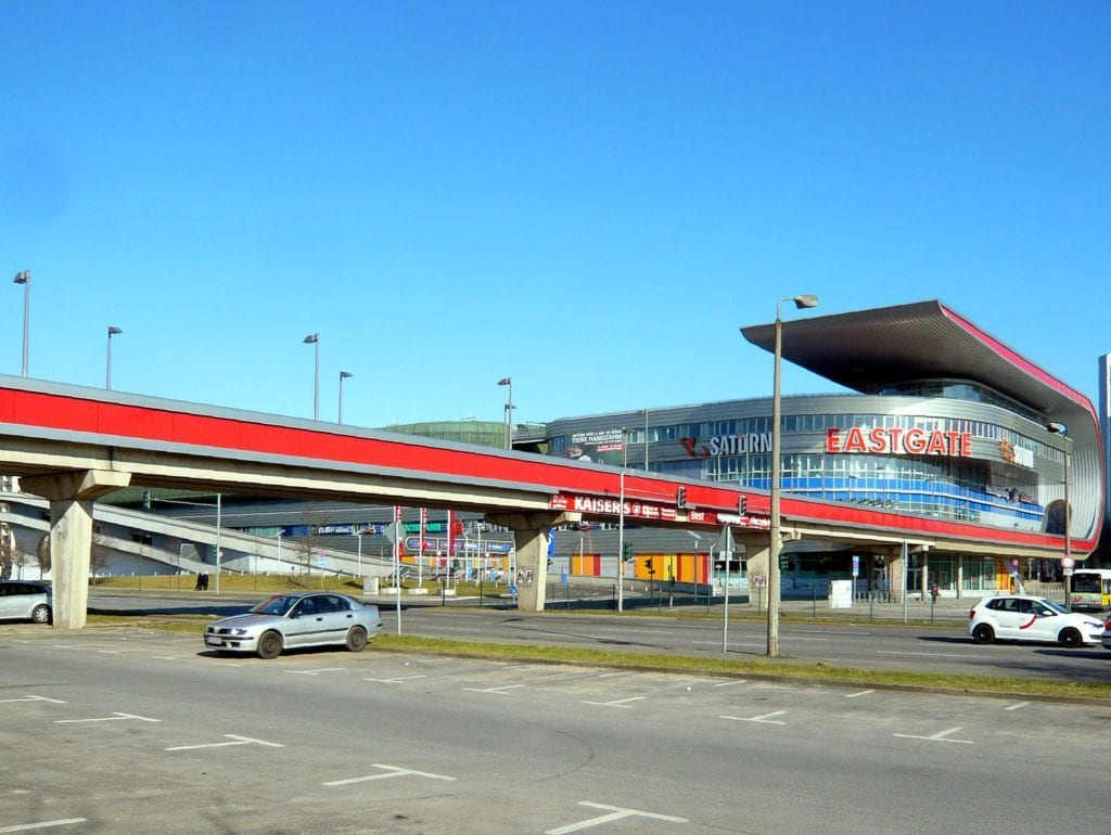 Einkaufszentrum Eastgate in Berlin-Marzahn
