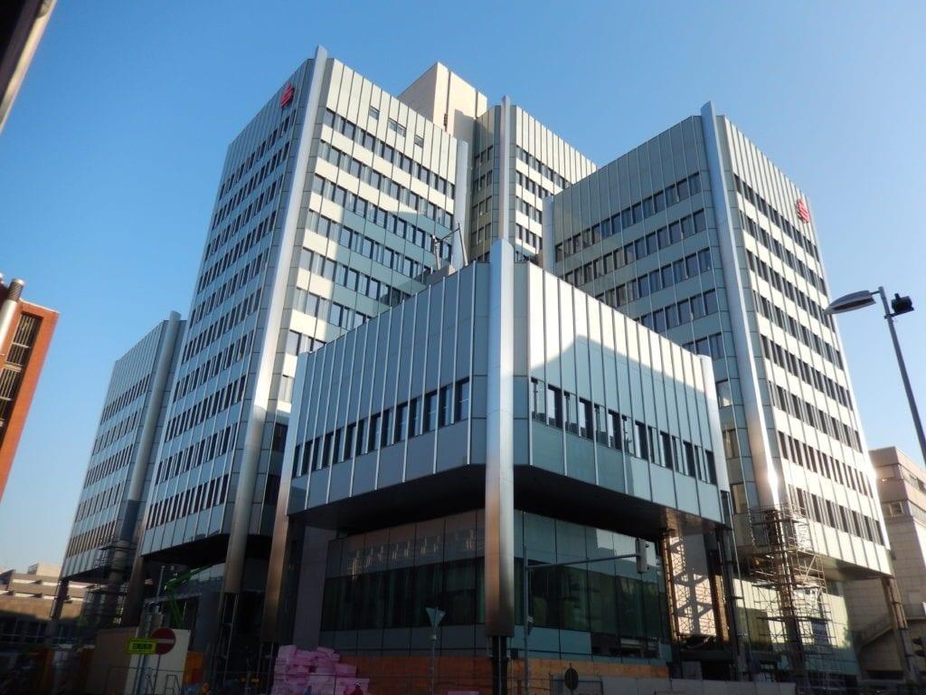 Zentrale der Sparkasse Hannover